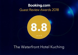 Guest Review Awards 2016 at Booking.com